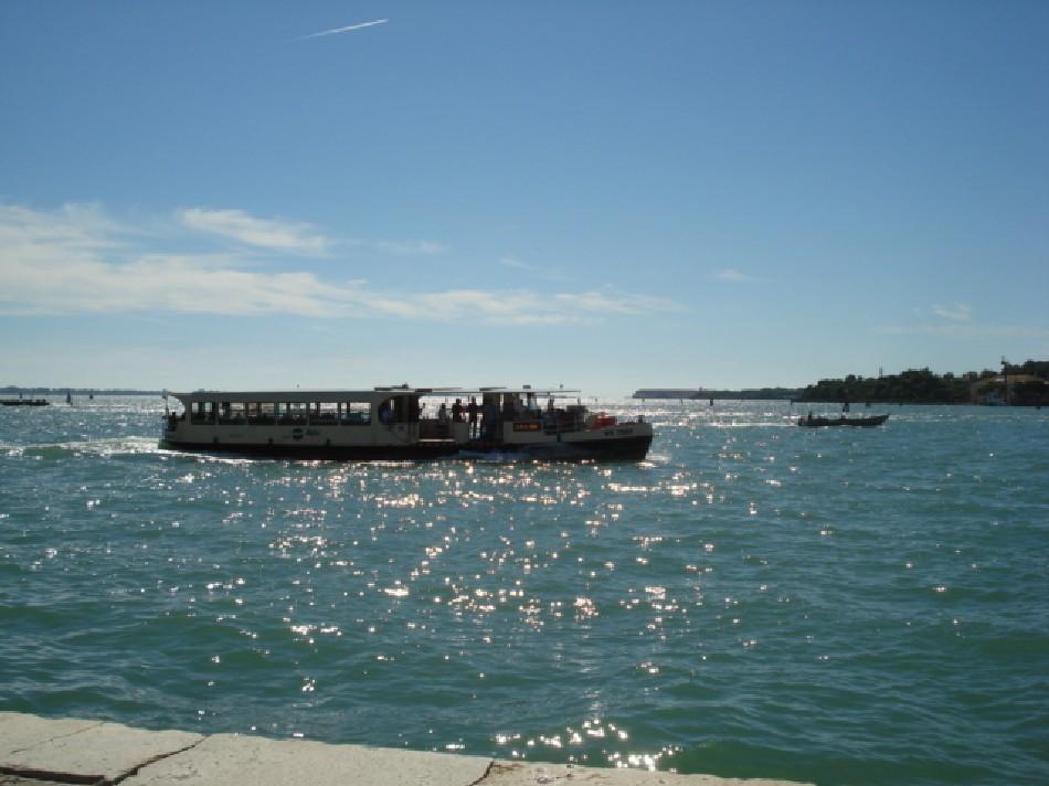 Vaporetto Water Bus
